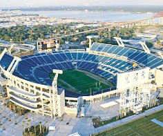 Stadium in Jacksonville, FL