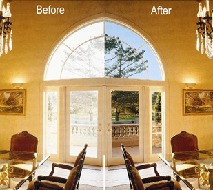 Before & After Window Tinting in Jacksonville, FL