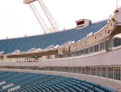 Stadium with Tinted Windows in Jacksonville, FL